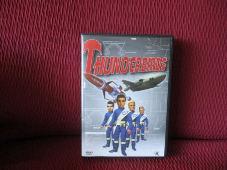 "Gerry Anderson's ""Thunderbirds"""